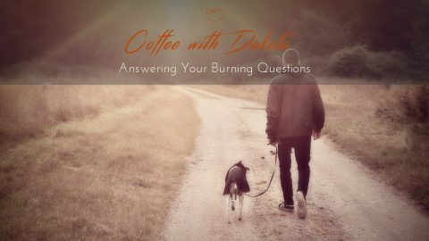 [015] Coffee with Dakota: Telepathy with Animals and People