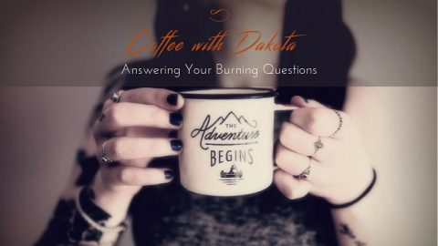[018] Coffee with Dakota: Following Your Passions