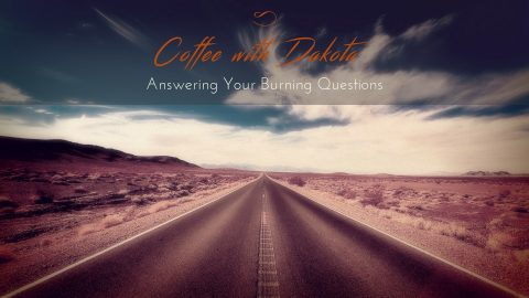 [050]Coffee with Dakota: How to Cope with Grief and Loss in a Shamanic Way