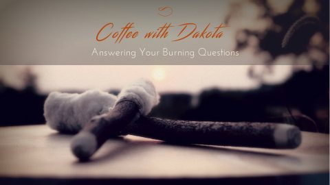 [032] Coffee with Dakota: Respecting the Traditions of Natives