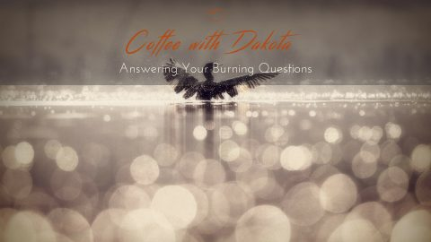 [033] Coffee with Dakota: Releasing Energy through Meditation