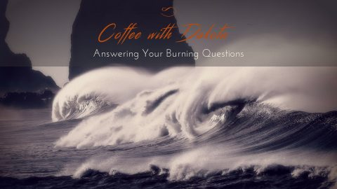 "[034] Coffee with Dakota: Letting Go of the ""Stuff"""
