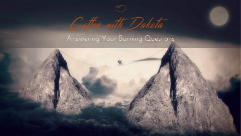 [039] Coffee with Dakota: Why Can't I Meditate??