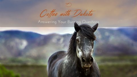 [058] Coffee with Dakota: Thin Veils & Messages in the Moment