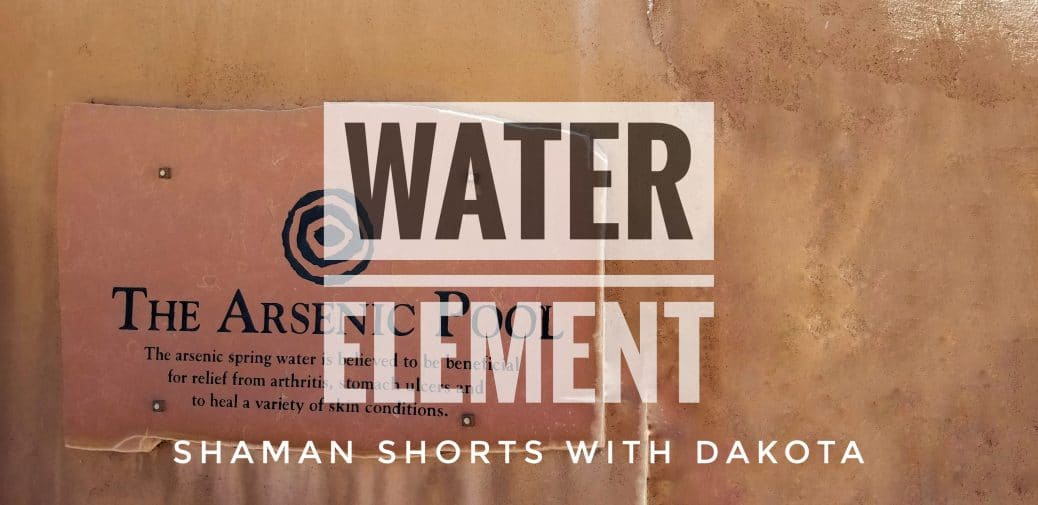 [Shaman Short 004] The Water Element