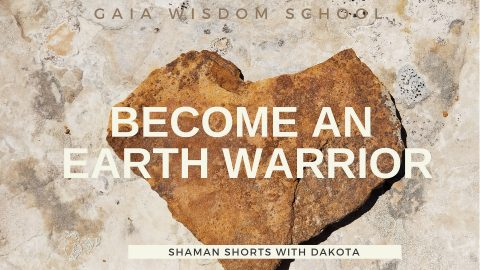 [Shaman Shorts 009] Become an Earth Warrior