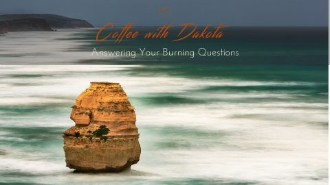 [060]Coffee with Dakota: Overwhelmed by Energy – Help!