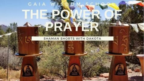 [Shaman Short 013]   Power of Prayer