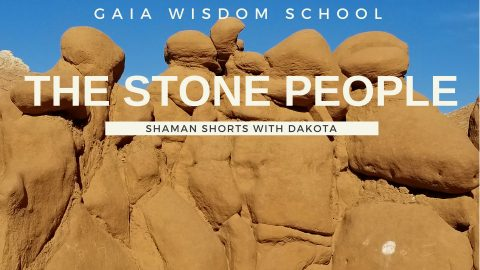 [Shaman Short 014] The Wisdom of the Stones