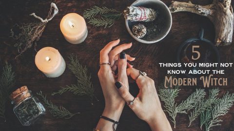 5 Things You Might Know About Modern Witches