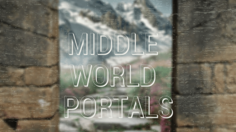 [Shaman Short 021]  Middle World Portals